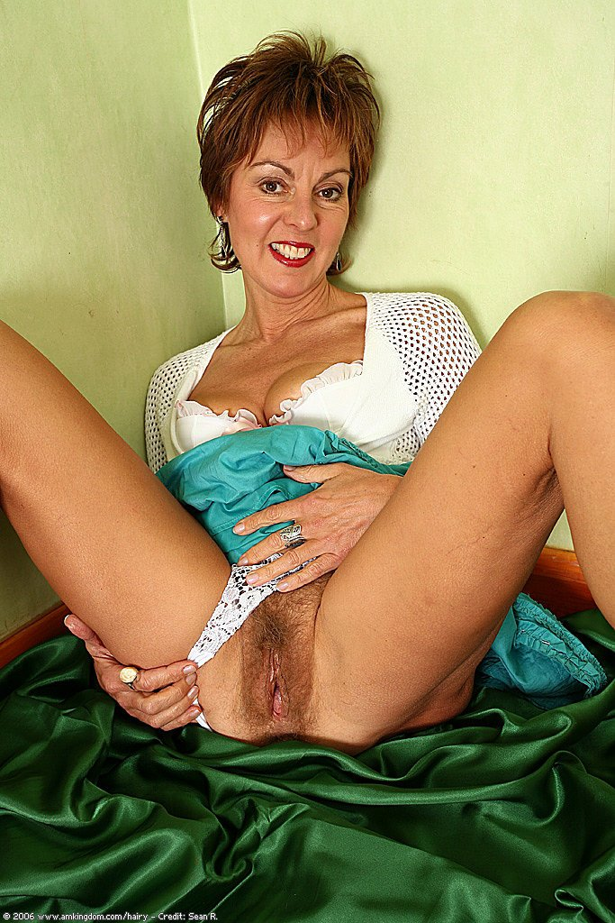Congratulate, the hairy nude cougar women naked