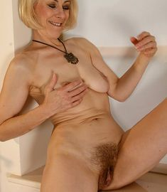 Mature and Hairy